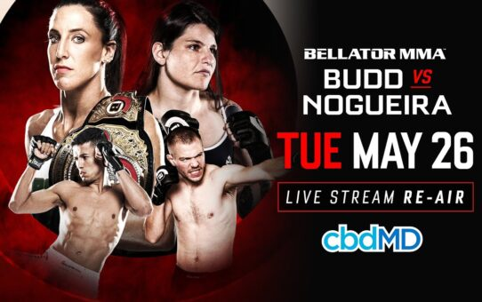 Re-Air | Bellator 202: Budd vs. Nogueira