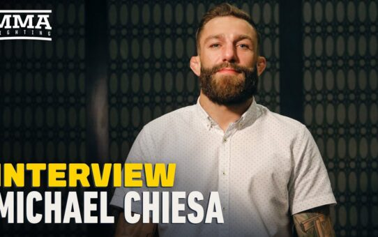 Michael Chiesa Explains Recent Instagram Post, Reveals 'Contingency Plan' for Return – MMA Fighting