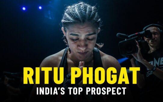 "Ritu Phogat: From ""Dangal"" Darling To ONE Championship Star"