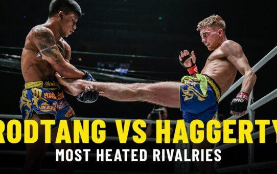Rodtang vs. Jonathan Haggerty | ONE Championship Rivalry Rundowns