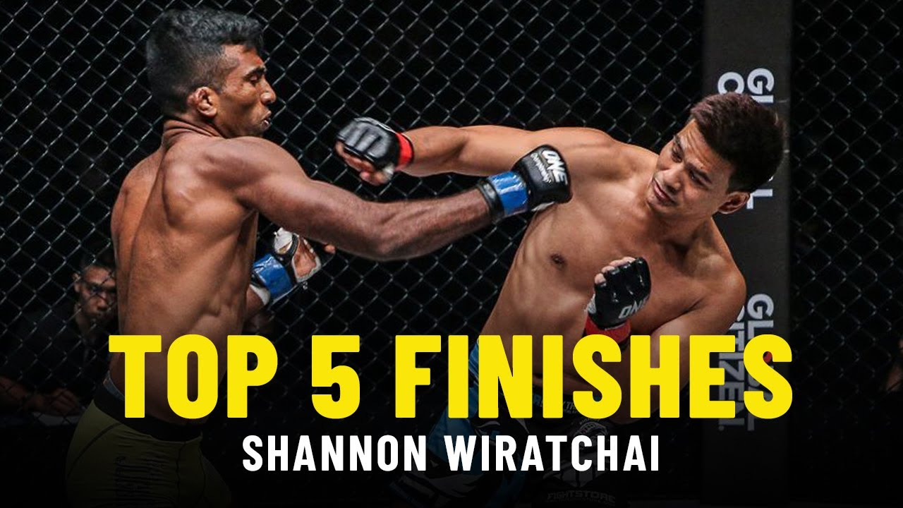 Shannon Wiratchai's Top 5 Finishes
