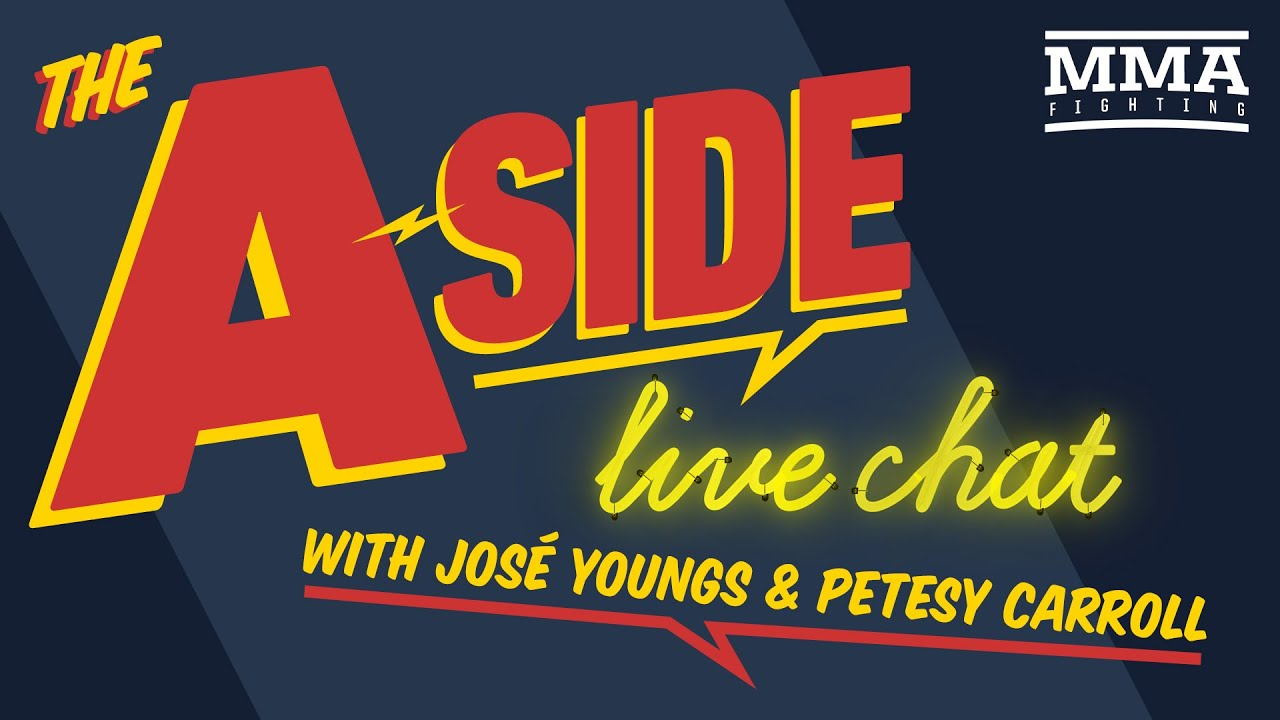 The A-Side Live Chat with Brian Kelleher | May 22, 2020 | MMA Fighting
