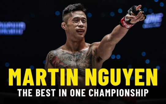 The Best Of Martin Nguyen In ONE Championship