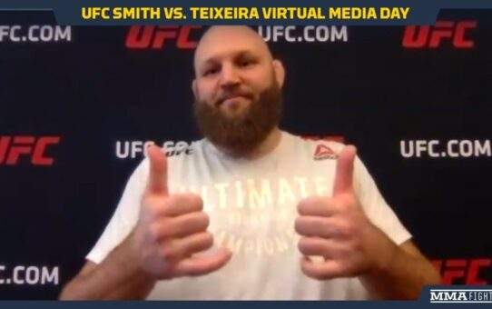 Gogo vs. Von Preux? Ben Rothwell Ready To Test Grappling Skills at UFC Jacksonville  – MMA Fighting
