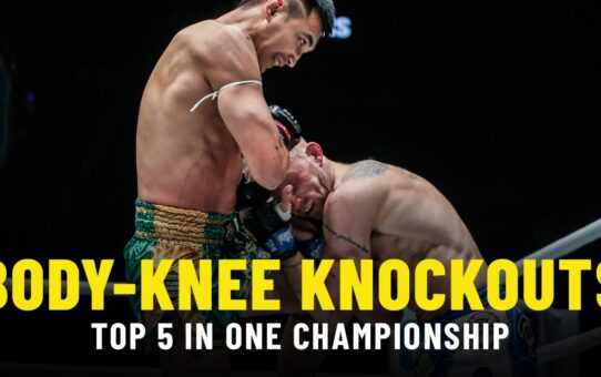 Top 5 Body-Knee Knockouts In ONE Championship History