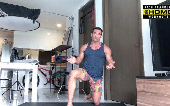 Train Like Rich Franklin | ONE@Home Workouts