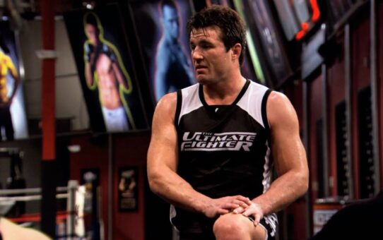 TUF Moments: Chael Sonnen discusses failure and doubt