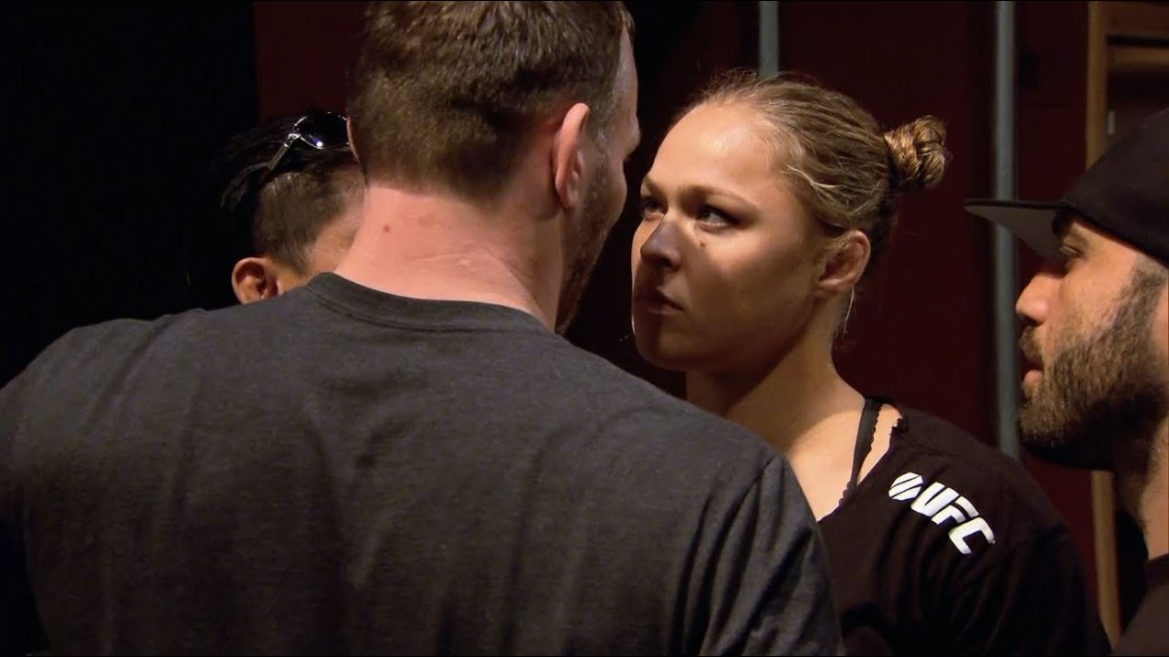 TUF Moments: Ronda Rousey Confronts Coach
