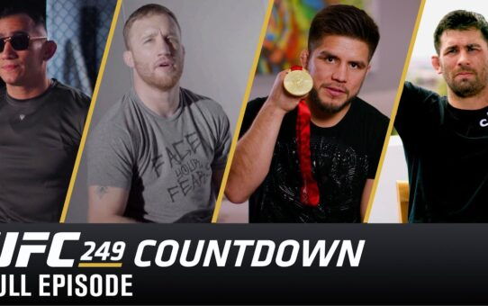 UFC 249 Countdown: Full Episode