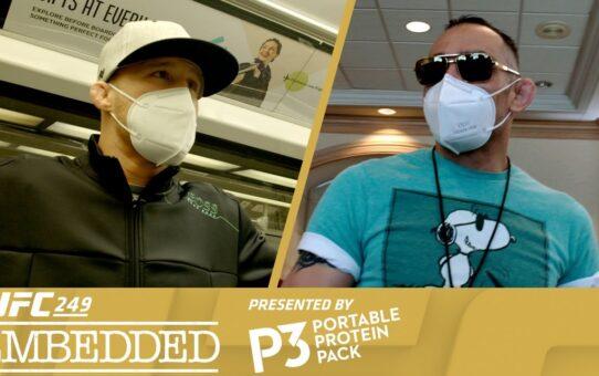 UFC 249 Embedded: Vlog Series – Episode 3