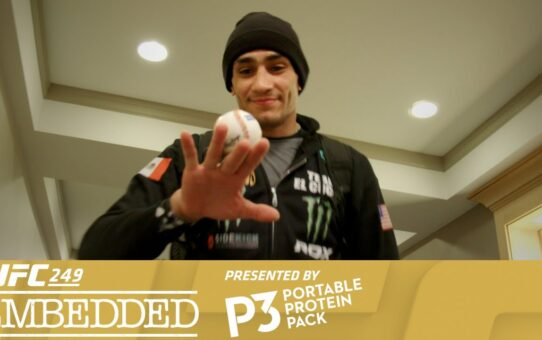 UFC 249 Embedded: Vlog Series – Episode 4