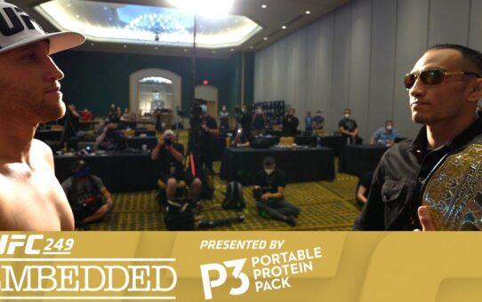 UFC 249 Embedded: Vlog Series – Episode 5