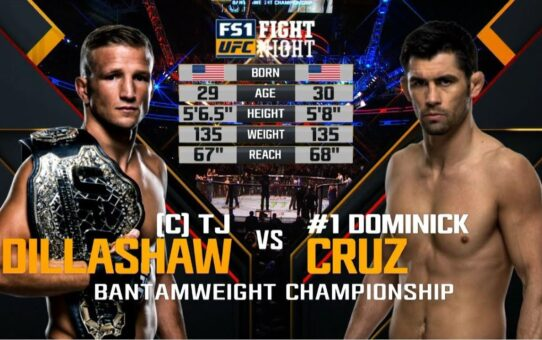 UFC 249 Free Fight: Dominick Cruz vs TJ Dillashaw