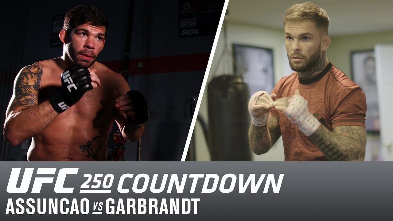 UFC 250 Countdown: Assuncao vs Garbrandt