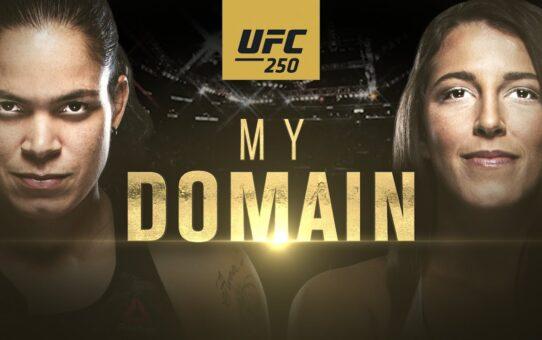 UFC 250: Nunes vs Spencer – My Domain