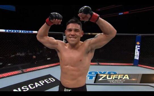 UFC Jacksonville: Ricky Simon Octagon Interview