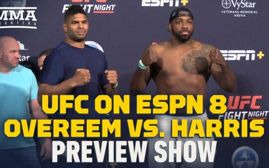UFC on ESPN 8 Preview Show – MMA Fighting