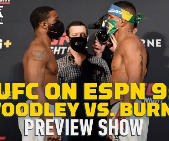 UFC on ESPN 9 Preview Show – MMA Fighting