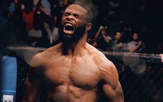 UFC Vegas: Woodley vs Burns – Preview