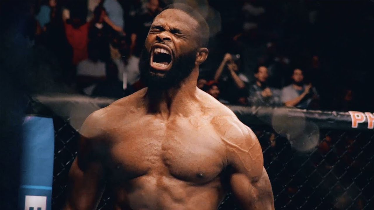 UFC Vegas: Woodley vs Burns - Preview
