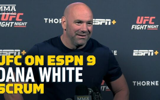 Dana White Responds to Jon Jones' Liar Remarks, Losing $100M, More – MMA Fighting