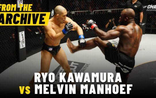 Ryo Kawamura vs. Melvin Manhoef | ONE Championship Full Fight | October 2012