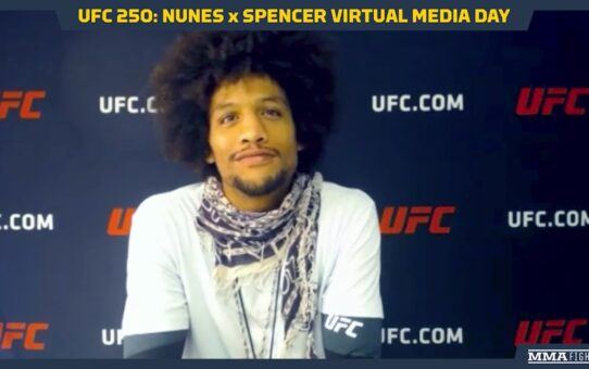UFC 250: Alex Caceres Recounts Experience With Racism, Chokehold By Cop – MMA Fighting