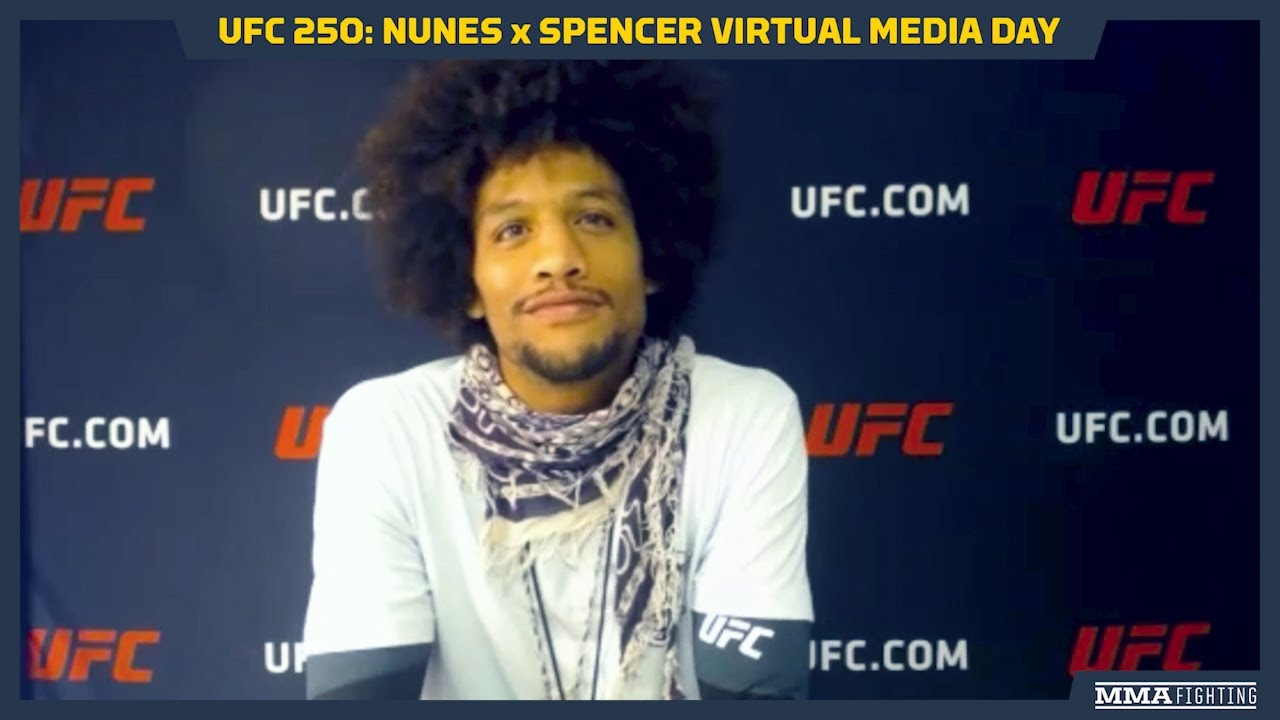 UFC 250: Alex Caceres Recounts Experience With Racism, Chokehold By Cop - MMA Fighting