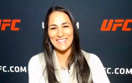 UFC on ESPN 10: Jessica Eye Prepared To 'Showcase' Ground Game Vs. Cynthia Calvillo – MMA Fighting