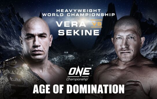 🔴 [LIVE] ONE Championship: AGE OF DOMINATION | ONE@Home Event Replay
