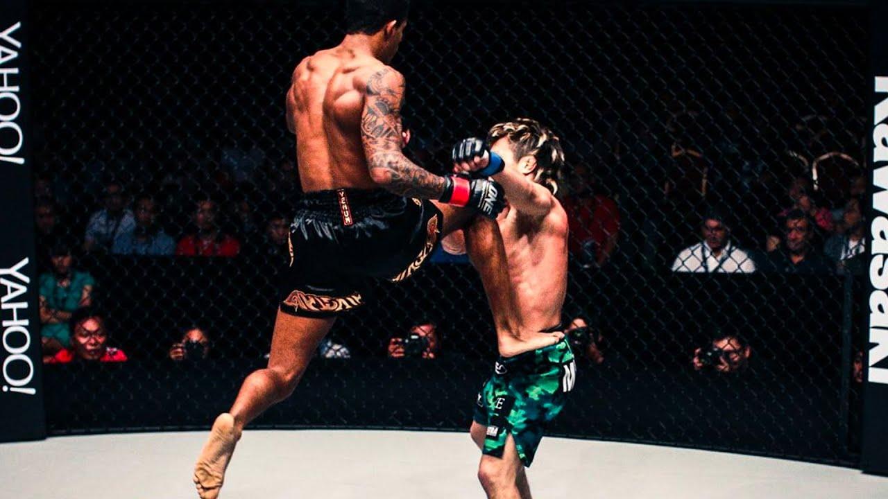 Adriano Moraes vs. Kosuke Suzuki | ONE Championship Full Fight | June 2014