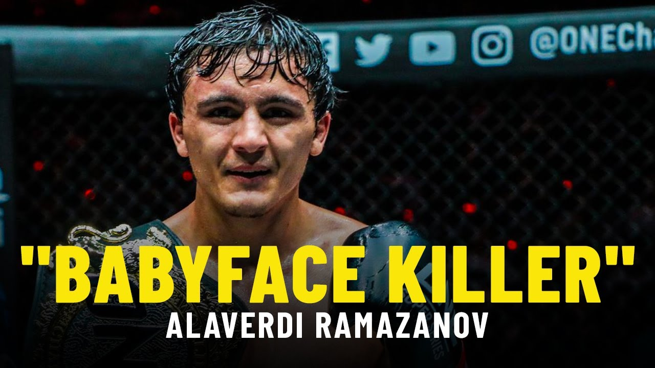 "Alaverdi Ramazanov Highlights: ""Babyface Killer"""