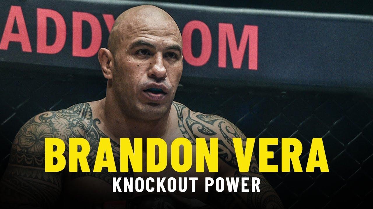 Brandon Vera's KNOCKOUT POWER