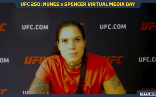 UFC 250: Amanda Nunes Says Opponents Misjudge Her Weaknesses – MMA Fighting