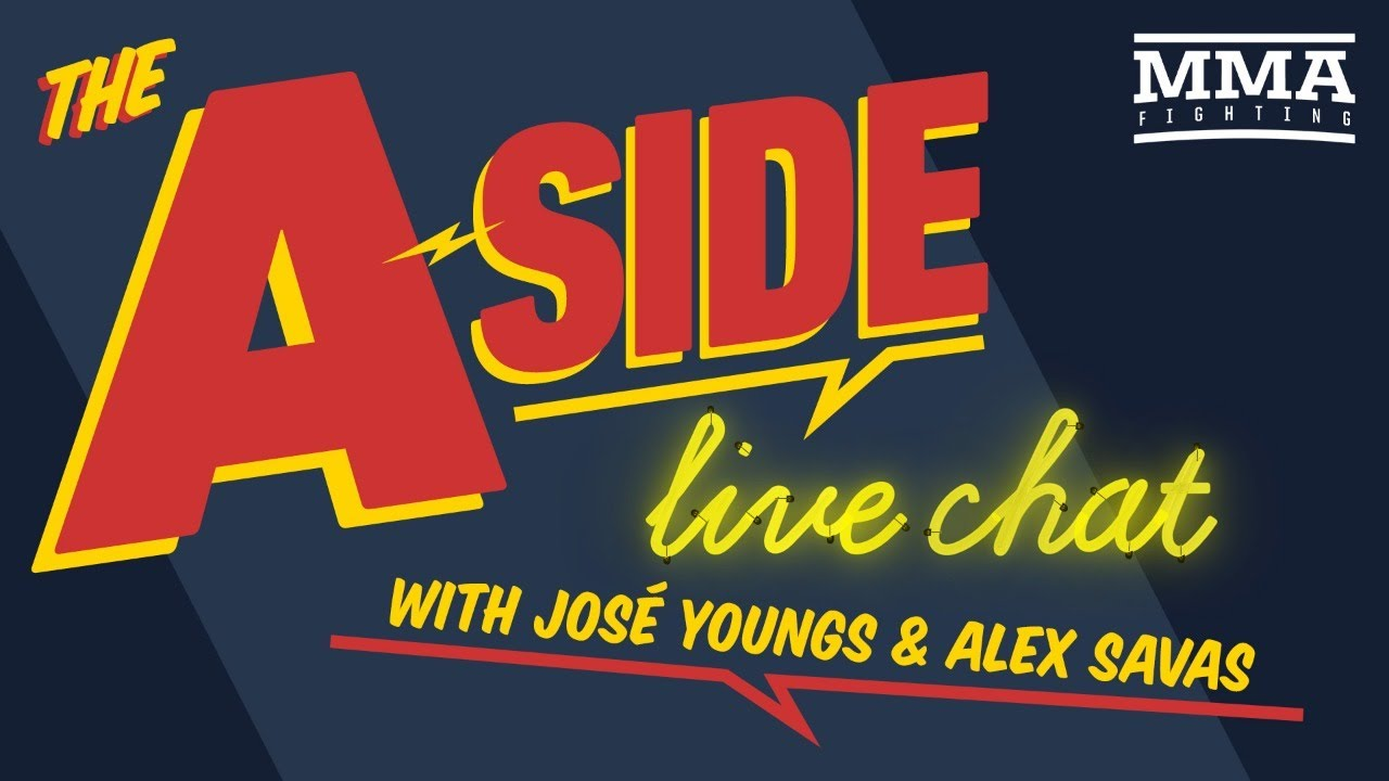 The A-Side Live Chat: UFC on ESPN 12 preview, Poirier vs. Hooker, more - MMA Fighting