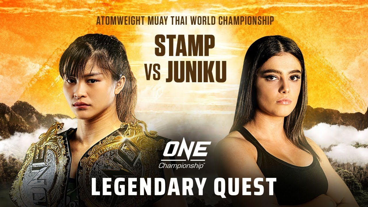 🔴 [LIVE] ONE Championship: LEGENDARY QUEST | ONE@Home Event Replay