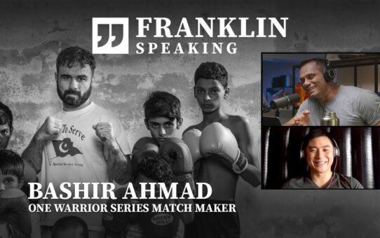 "Franklin Speaking | ""The Godfather Of Pakistani MMA"" Tells All"