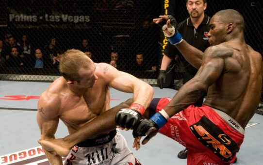 Free Fight: Anthony Johnson vs Kevin Burns 2 | TUF 8 Finale, 2008
