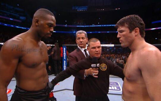 Free Fight: Jon Jones vs Chael Sonnen | UFC 159, 2013