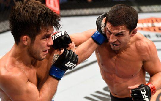 Free Fight: Joseph Benavidez vs Henry Cejudo | TUF 24 Finale, 2016