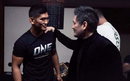 Chatri Sityodtong Inspirational Speech | ONE Championship's Lasting Legacy