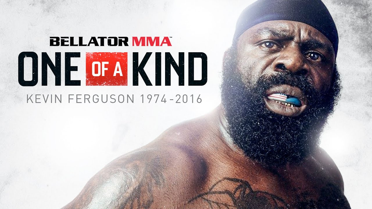 Kimbo Slice - ONE OF A KIND