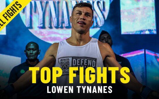 Lowen Tynanes' Top 3 Fights