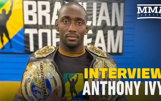 UFC on ESPN 10: Newcomer Anthony Ivy On Why He's Never Gone To Judges in Career – MMA Fighting