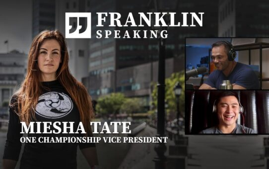 Miesha Tate Talks Stereotypes For Women In Sports | Franklin Speaking