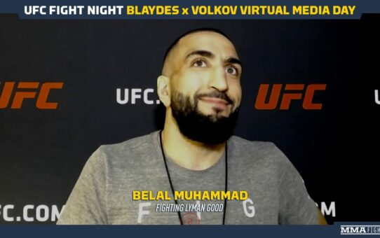 UFC on ESPN 11: Belal Muhammad Gives Update on Family Business After Protest Damage – MMA Fighting