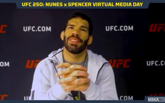 UFC 250: Raphael Assuncao Believes Big Win Over Cody Garbrandt Sets Up Title Shot – MMA Fighting