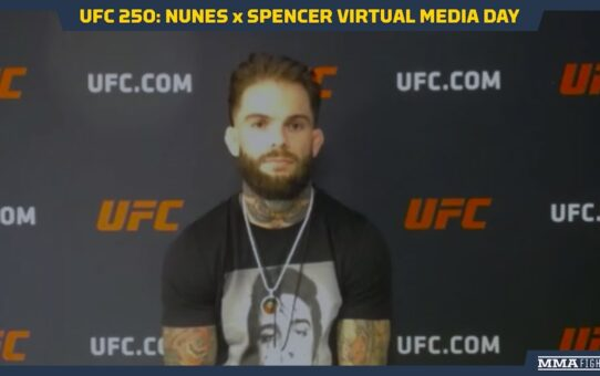 UFC 250: Cody Garbrandt Needs Fighting More Than Fighting Needs Him – MMA Fighting
