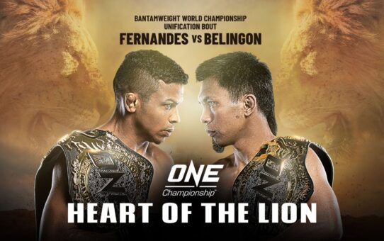 ONE Championship: HEART OF A LION | ONE@Home Event Replay