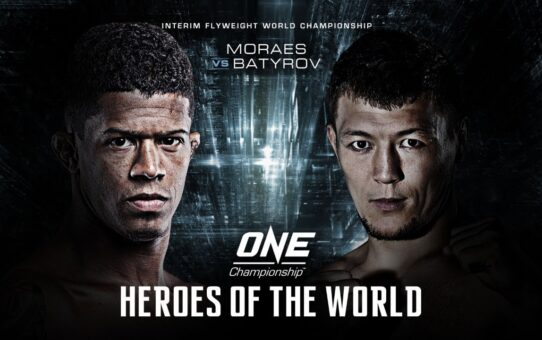 ONE Championship: HEROES OF THE WORLD | ONE@Home Event Replay